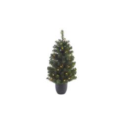 Kaemingk Baum im Topf grün, 90 cm