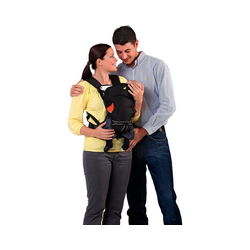 Hauck Babytrage Babytrage 3-Way Carrier, black