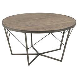 Stolik kawowy okrągły Amaroko średnica 90 cm