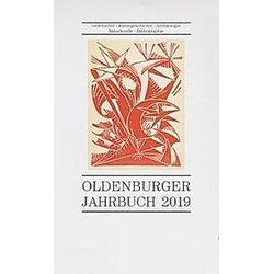 Oldenburger Jahrbuch Band 119/2019 - Buch
