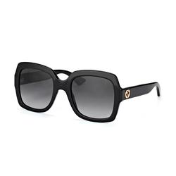 Gucci GG 0036S 001, Cat Eye Sonnenbrille, Damen