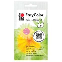 MARABU Batik  und Färbefarbe Easy Color 1735 22 236, hellrosa, 25g