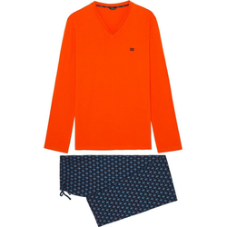 Hom Pyjama Long Sleepwear 'Malmousque' (1 tlg) S