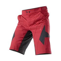 Zimtstern MTB-Shorts Tauruz Evo Jester Red/Pirate Black