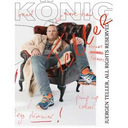 KÖNIG Special Issue by Juergen Teller als Buch von Juergen Teller