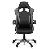 HJH Office Racer Pro I schwarz / grau