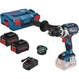 Bosch GSR 18V-85 C Professional inkl. 2 x 7,0 Ah + L-Boxx 0615990K18
