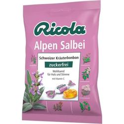 Ricola oZ Salbei Alpen Salbei
