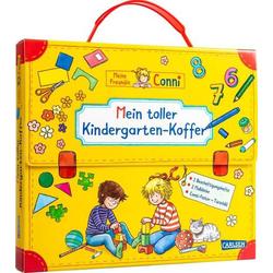 Conni: Mein toller Kindergarten Koffer