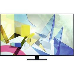 Samsung GQ65Q80 QLED-TV 163cm 65 Zoll EEK B (A+++ - D) Twin DVB-T2/C/S2, UHD, Smart TV, WLAN, PVR re