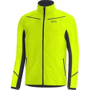 GORE® WEAR R3 Infinium Partial Laufjacke Herren in neon yellow-black, Größe S neon yellow-black S