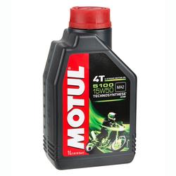 Motul Motorenöl  5100 4T, SAE 15W50, 1 Liter