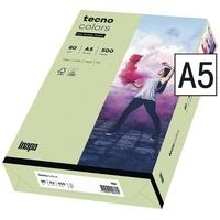 A5 80 g/m2 500 Blatt mittelgrün