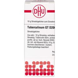 TUBERCULINUM GT D 200 Globuli 10 g