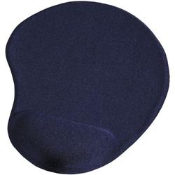 Mousepad »Ergonomic« blau, Hama, 21.5x2x25.5 cm