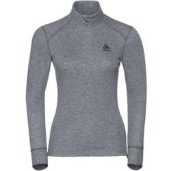 Odlo - T-Shirt ML 1/2 Zip A - Unterwäsche - Größe: XS