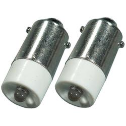2er Pack BA9s LED Leuchtmittel McFun 755146
