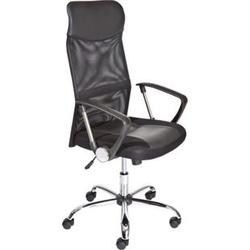 Bürostuhl Tobars schwarz Schreibtischstuhl Drehstuhl Chef Sessel Büro Stuhl