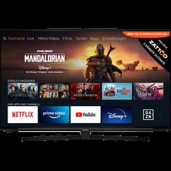 Grundig 65 GUB 8040 Fernseher - Schwarz