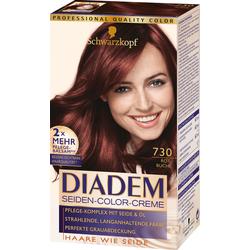 Schwarzkopf Diadem Seiden Color Creme Haarfarbe Rotbuche 730