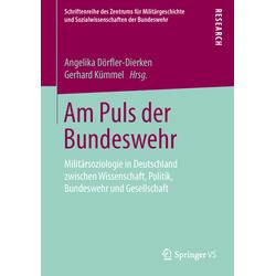 Am Puls der Bundeswehr als Buch von