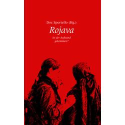 Rojava als Buch von