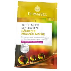 DERMASEL Maske Arganöl 12 ml