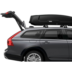 Thule Dachbox Force XT L, (1-St), 450 l