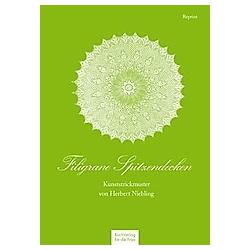 Filigrane Spitzendecken - Buch