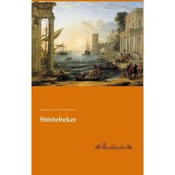Störtebeker als Buch von Klabund