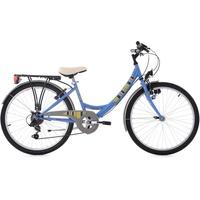KS-CYCLING Gurlz 24 Zoll RH 36 cm blau