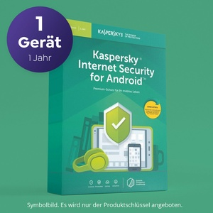 Kaspersky Internet Security 2021 für Android 1 Gerät 1 Jahr EMAIL Download