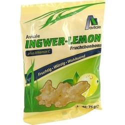 INGWER LEMON Bonbons+Vitamin C 75 g