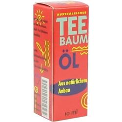 TEEBAUM ÖL HAUTREIN 10 ml