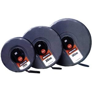 VELLEMAN - WM10010 Maßband – Maßband aus Glasfaser – Gehäuse ABS – 10 m 179081
