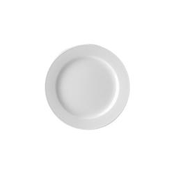 Bauscher Teller flach Form 5382 weiß D:190 mm 6 Stück