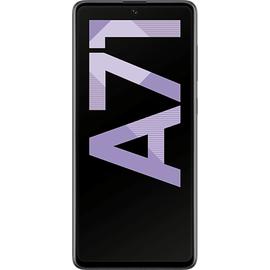 Samsung Galaxy A71 6 GB RAM 128 GB prism crush black