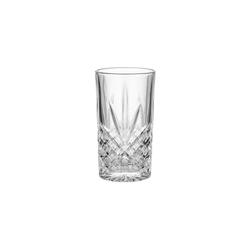 BUTLERS Longdrinkglas CRYSTAL CLUB 4x Longdrinkglas 330ml wei� 16.40 cm x 15 cm