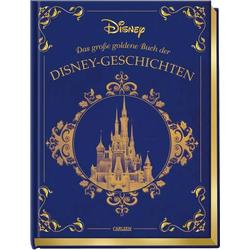 Disney: Das große goldene Buch der Disney-Geschichten