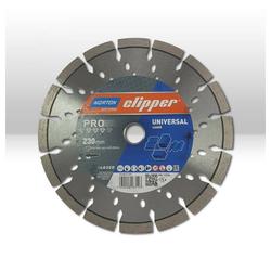 NORTON CLIPPER Diamanttrennscheibe Norton Clipper Diamanttrennscheibe Pro Universal