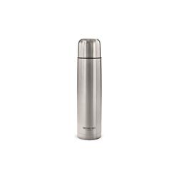 Michelino Isolierflasche Thermosflasche Edelstahl, Thermosflasche 1000 ml