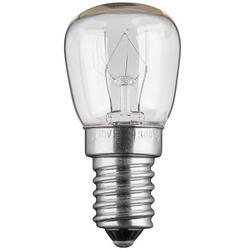 Backofenlampe E14, 15 Watt temperaturfest bis 300°C