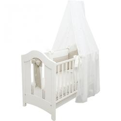 Kinderbett Holz Tato 2014 Weiß Ecru