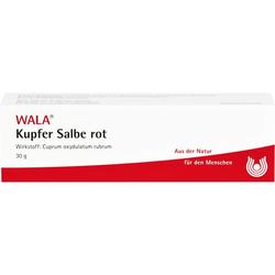 KUPFER SALBE rot 30 g