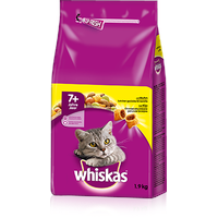 Whiskas 7+ mit Huhn 1,9 kg