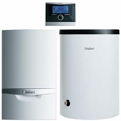 VAILLANT Gas-Brennwert-Paket 1.27/5 ecoTEC plus VC 206/5 E, VRT 370, VIH R 150/6 B - 0020252180