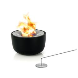 Blomus Fuoco Gel-Feuerstelle small Edelstahl/Keramik Schwarz