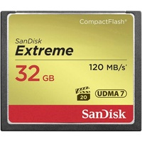 SanDisk CF-Karte 32GB Extreme®