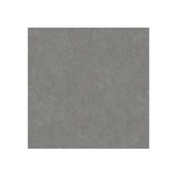 Vliestapete Luxus Uni, uni, (1 St), Grau - 10m x 52cm