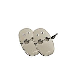 Spring Topfhandschuhe Griffschutz 1 Paar Ghost, (2-tlg) grau